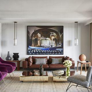 35 Cool Home Wallpapers - Pattern Wallpaper Design Ideas