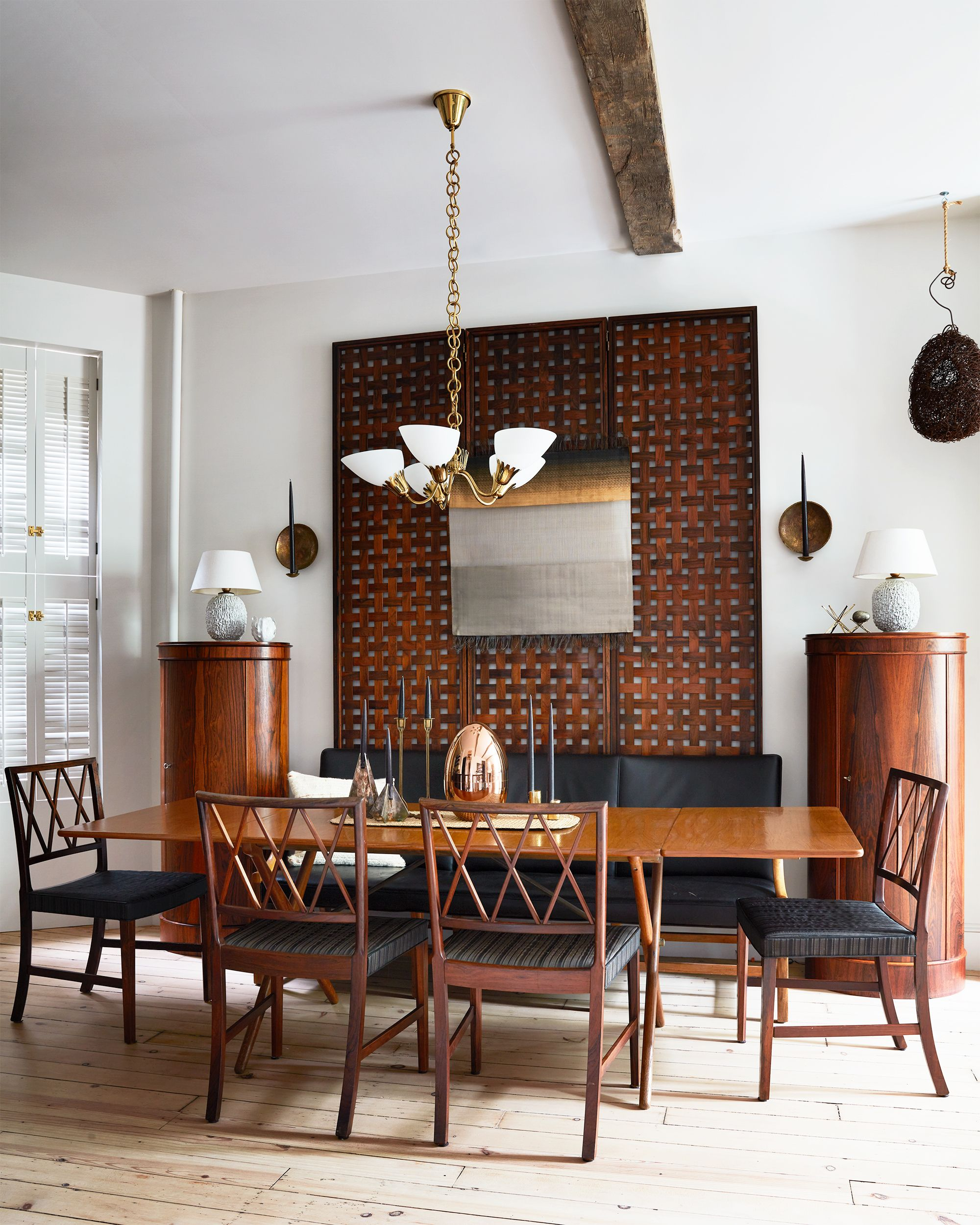 20 Cool Wall Covering Ideas Best, Dining Room Wall Covering