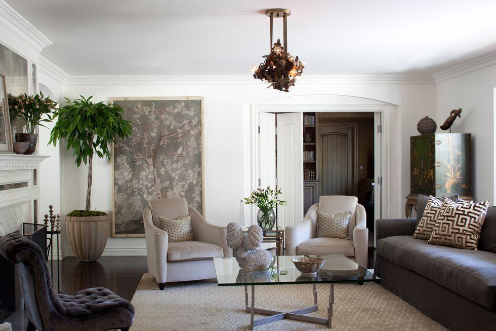 Unique Living Room Wall Decorating Ideas Interior