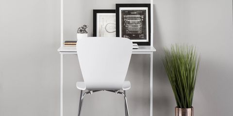 10 Wall Mounted Desks For Your Small Workspace Stylish