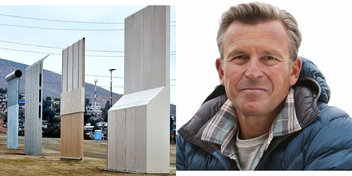 A Pro Mountain Climber Told Us He Could Climb Trump's Border Wall