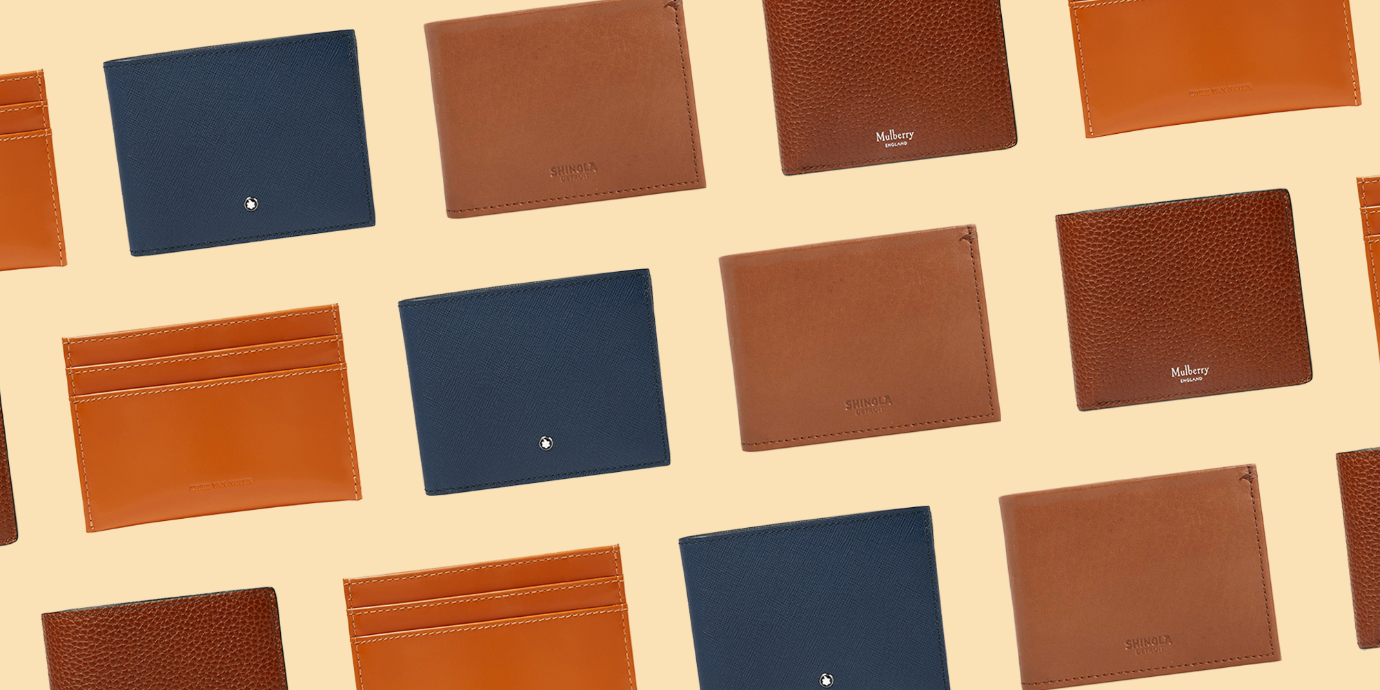 The 13 Best Wallet Brands for Holding a Stylish Guy's Money (and ID, and Everything Else)