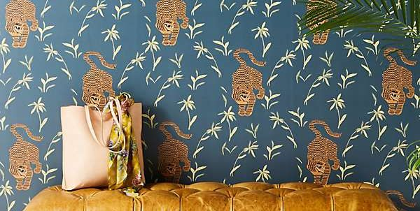 45 Removable Wallpapers To Inspire a Commitment-Free Home Redo