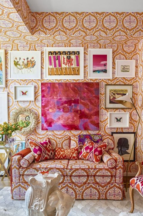 30 Modern Wallpaper Design Ideas - Colorful Designer Wallpaper for Walls