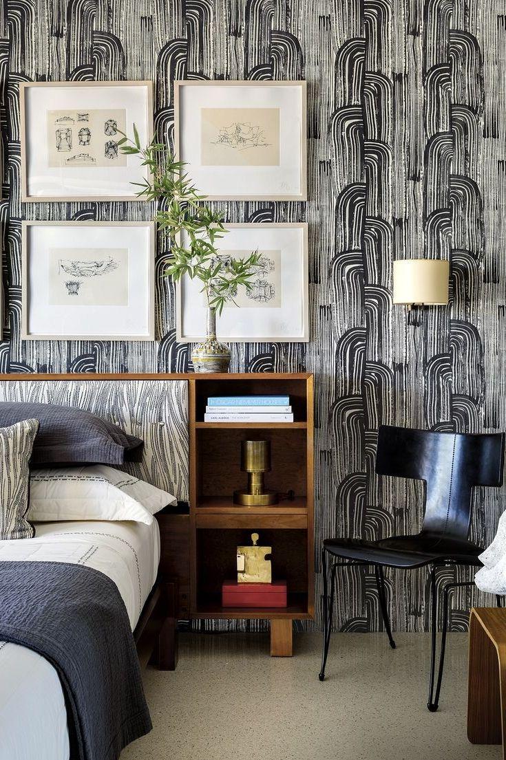 30 Modern Wallpaper Design Ideas - Colorful Designer ...