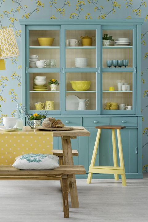 15 Best Kitchen Wallpaper Ideas - How to Decorate Your ...