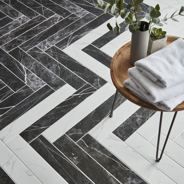 ador nero marble tiles, walls and floors