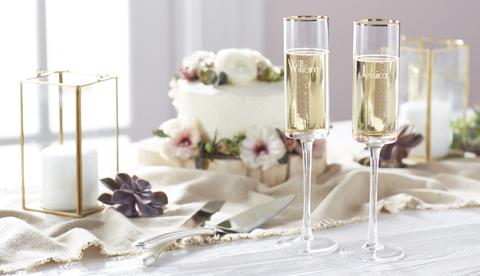 Walmart's New Personalized Wedding Shop Has Customizable Gifts for the Bride and Groom