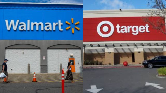walmart and target stores