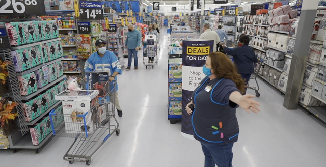 Walmart Announced Its Black Friday Plans With Deals All November