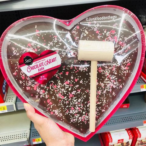 Heart, Valentine's day, Love, Party favor, Sprinkles, Food,