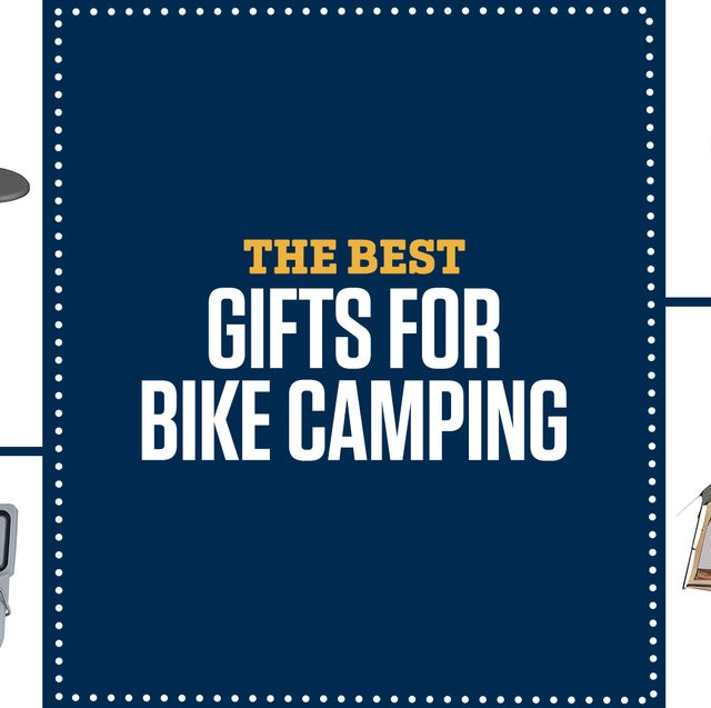 15 Bike Camping Gifts That are Ready to Handle Any Situation