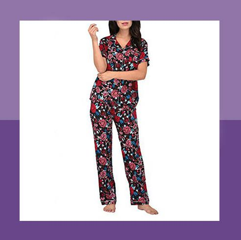 d0baddbe5f8 The Best Pajamas from Walmart and Amazon - Cute