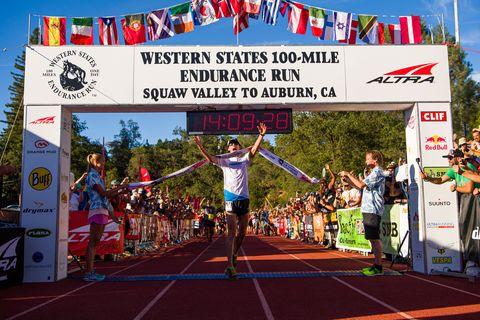 2019 Western States Endurance Run Results - Runner's World