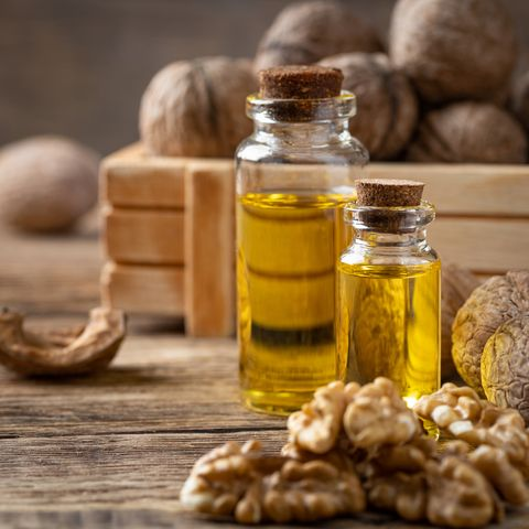 healthiest oils walnut oil