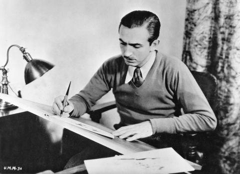 Walt Disney, Filmproduzent, USA