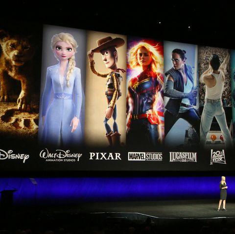 Disney Announces Disney Plus