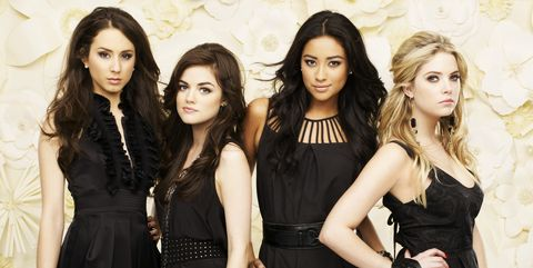 """ABC Family's """"Pretty Little Liars"""" - Gallery"""