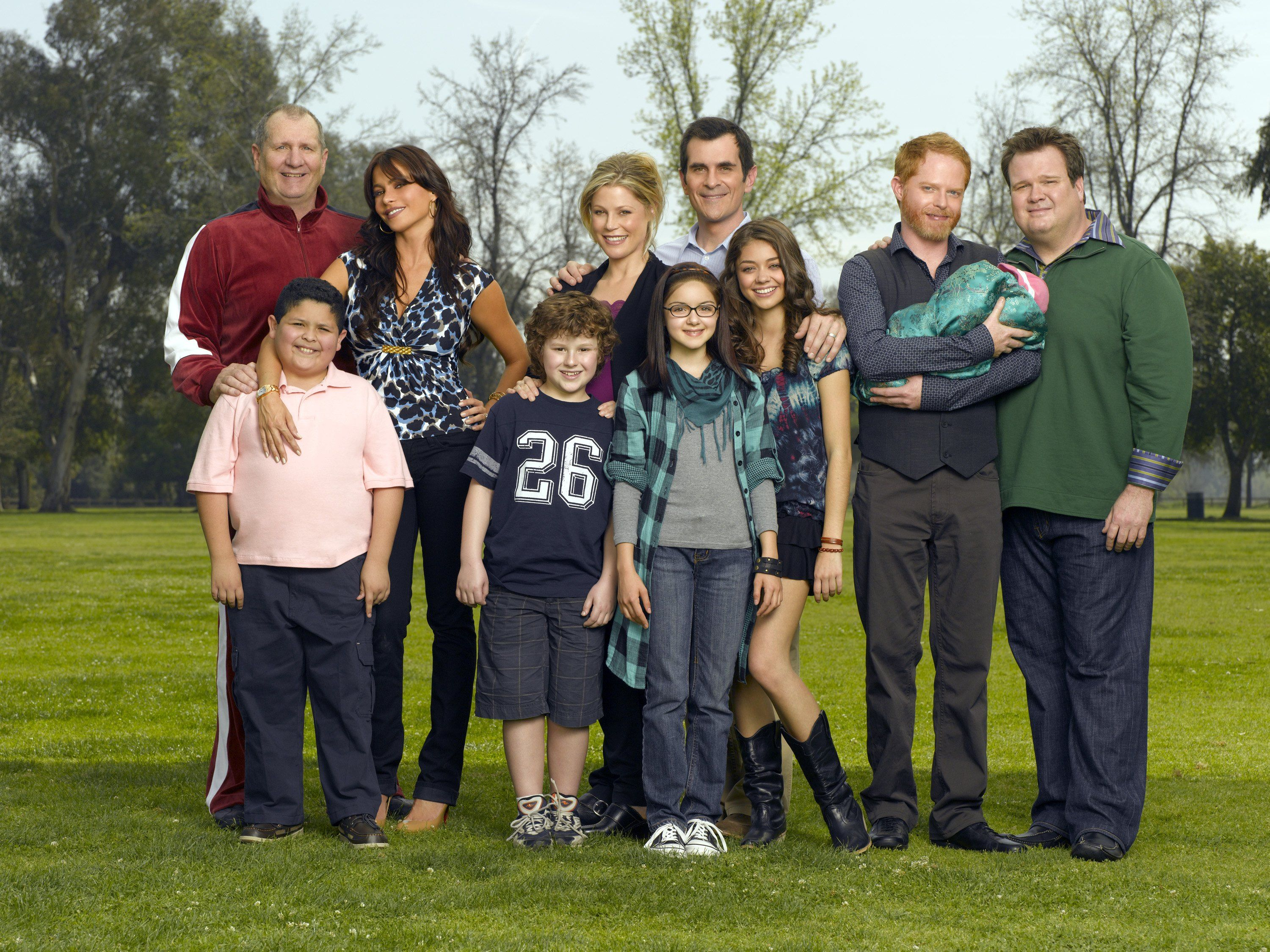 The 'Modern Family' Cast From Season 1 Through to Now