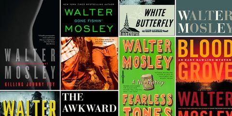 walter mosley books