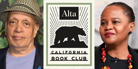 walter mosley, edwidge danticat, california book club