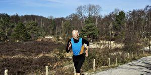 walters, weg, marathon, amsterdam, blog, lopersknie
