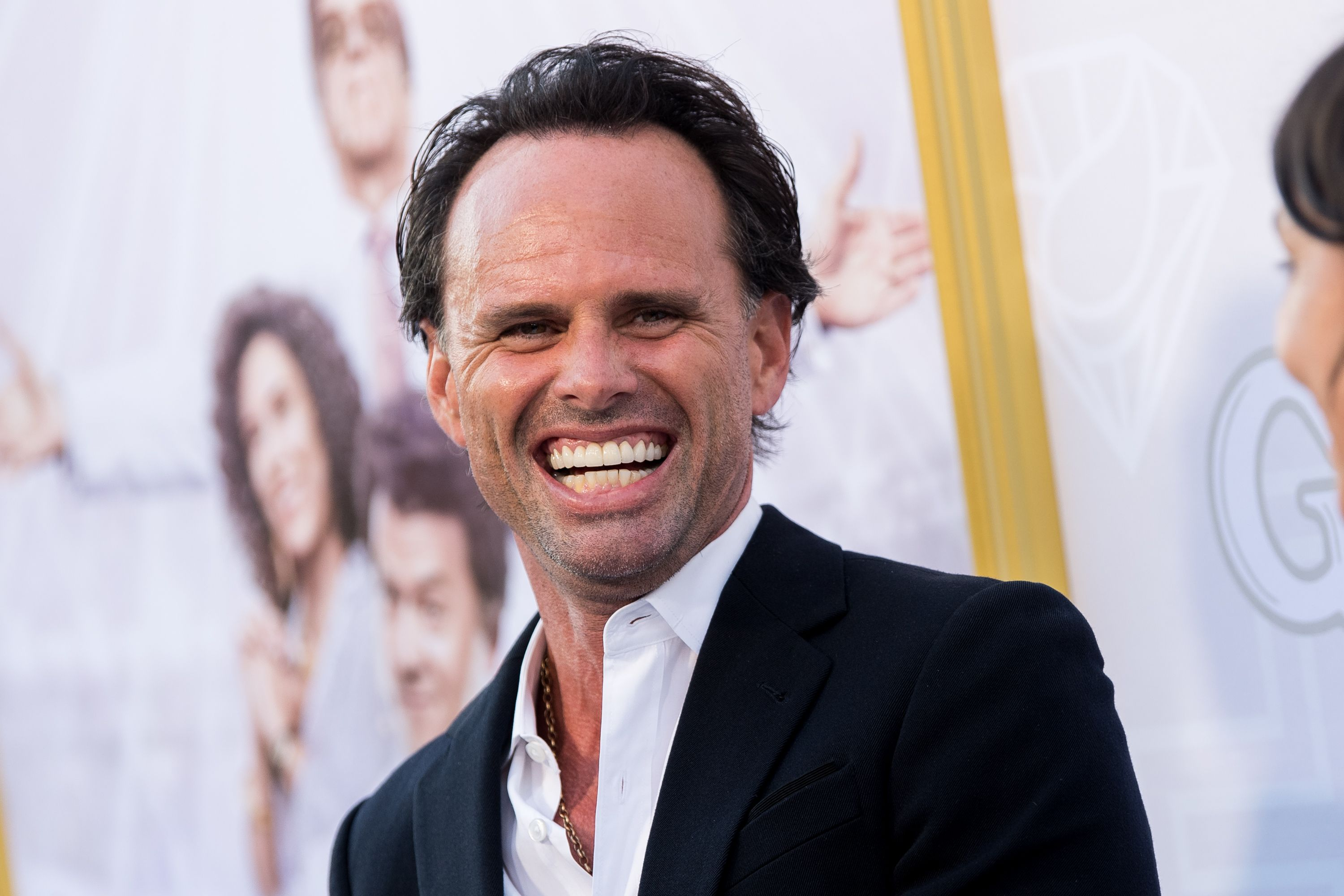 Walton Goggins Has an 80-Year-Old 'Dick Double' on 'The Righteous Gemstones'