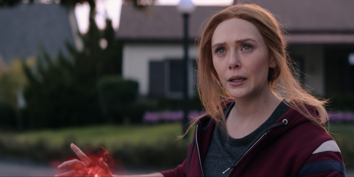 Chaos Magic Is Key to Scarlet Witch's Power in