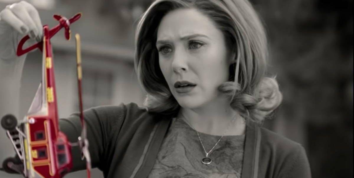 'WandaVision': 'Bruja Escarlata y Visión' era, de verdad, una sitcom clásica