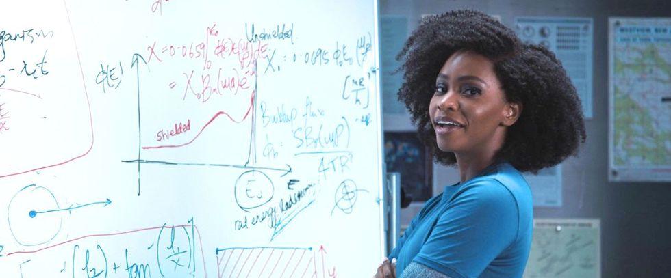 'WandaVision' Star Teyonah Parris Is Teasing the Aerospace Engineer's Identity thumbnail