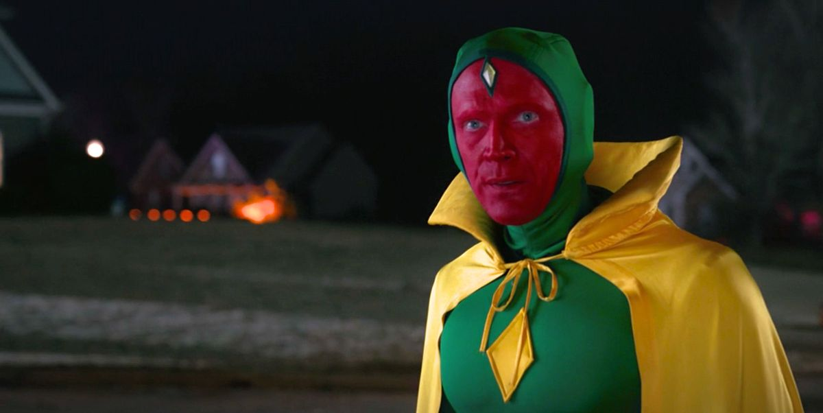 WandaVision star Paul Bettany admits he was joking about major cameo