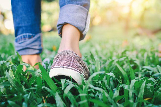 wandelen is goed voor je