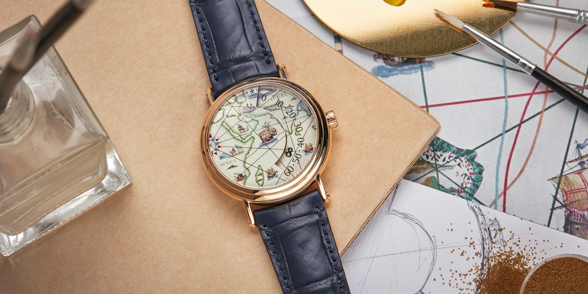 There's More Than One Way a Watch Can Tell the Time, and This Is Possibly the Coolest