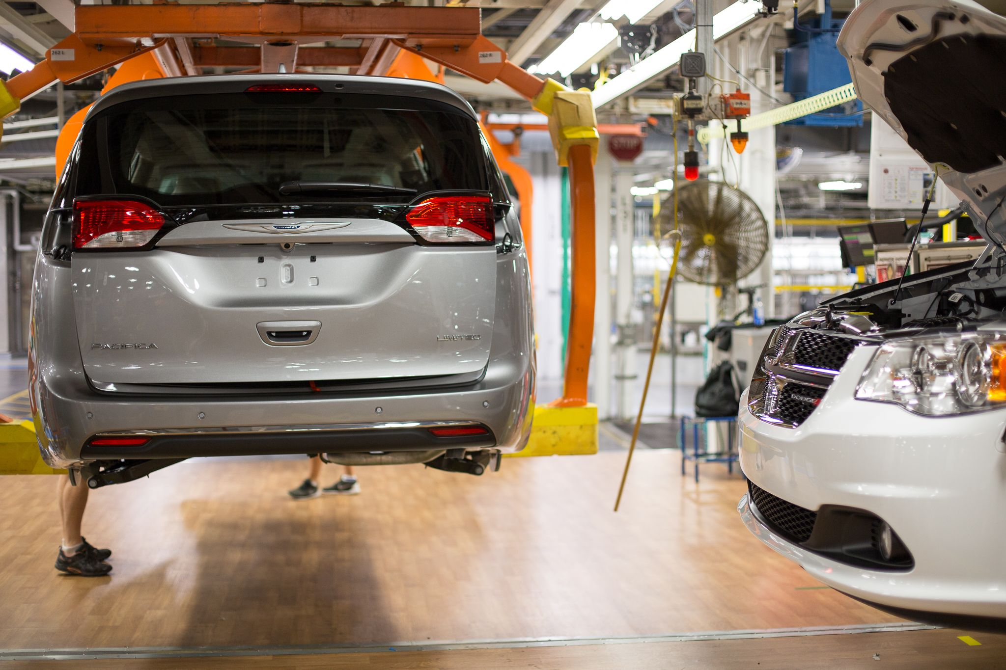 Dodge Grand Caravan Production Coming to an End
