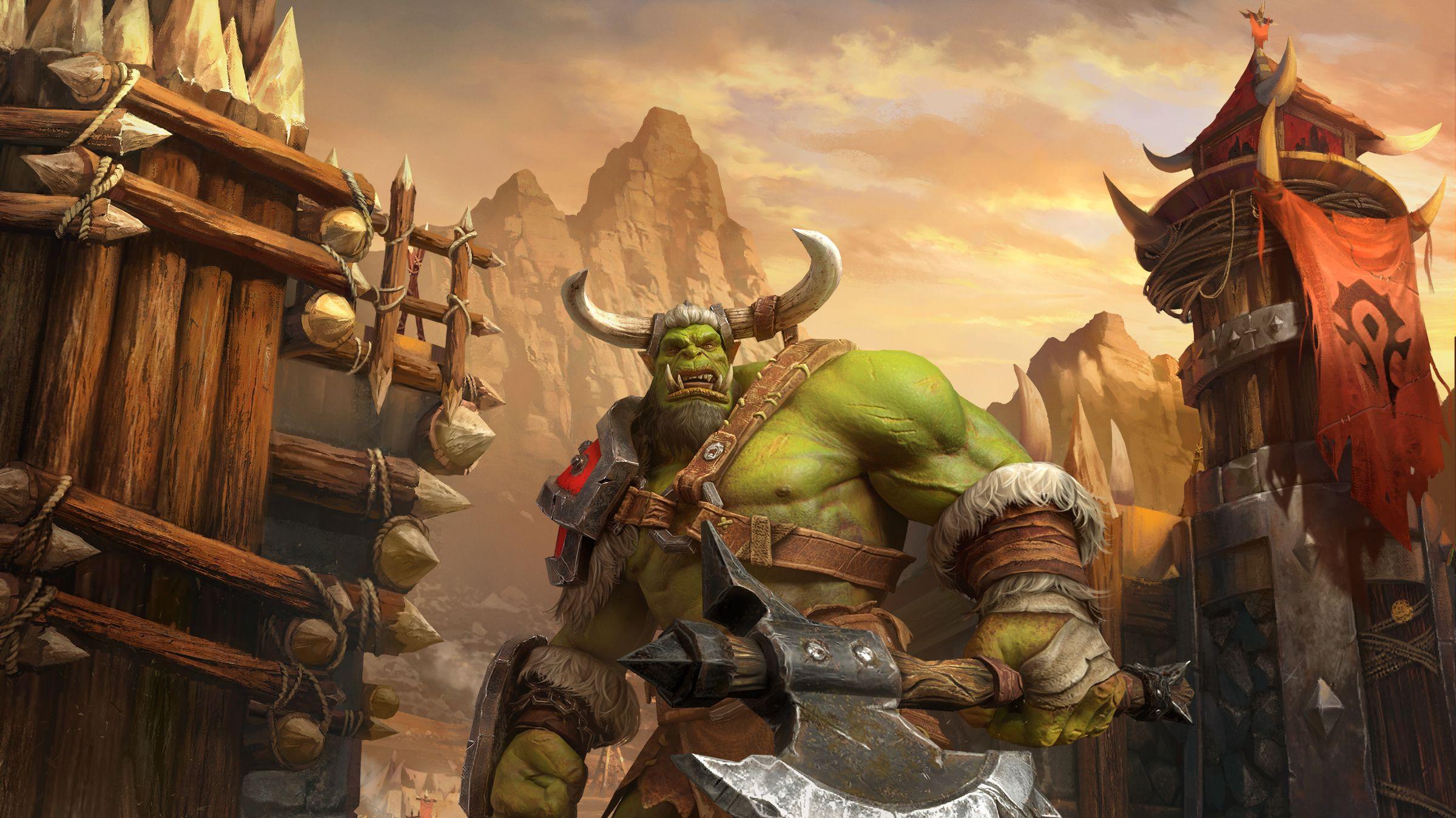 La guerra persa di Warcraft III: Reforged