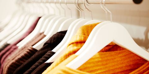 7c2218e67005 How to organise your wardrobe so getting dressed every morning is a doddle