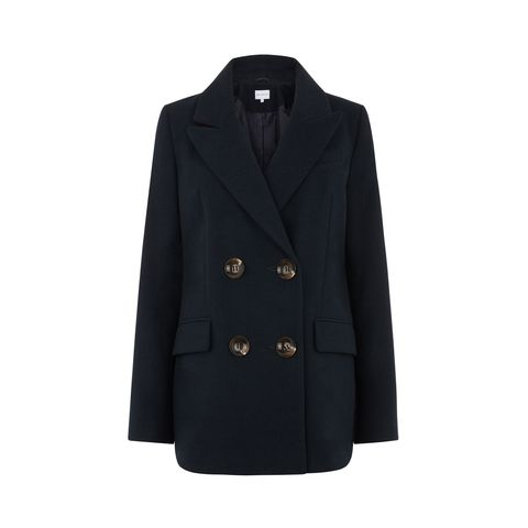 Warehouse Short Blazer Coat