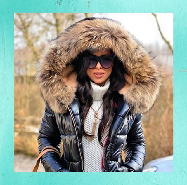 20 Best Warm Winter Coats In 2020 Top, Womens Winter Coat With Fur Lined Hood