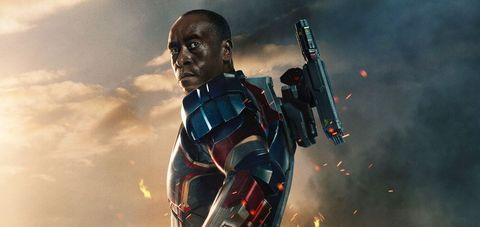 小勞勃道尼太任性!「戰爭機器」唐奇鐸回憶當年出演《鋼鐵人2》:小勞勃只給我1小時決定10年的人生!