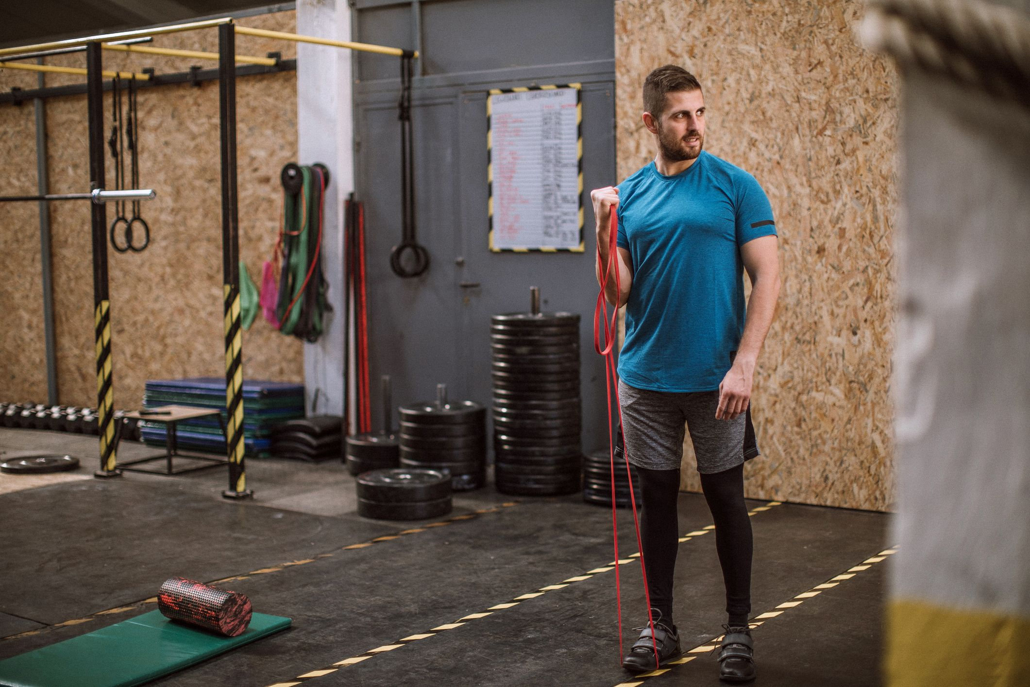 Build Muscle, Burn Fat and Stay Fit with these 6 Resistance Bands