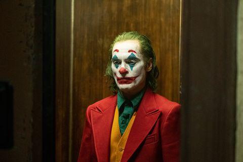 Face, Clown, Joker, Head, Performing arts, Nose, Supervillain, Fictional character, Smile, Mask,