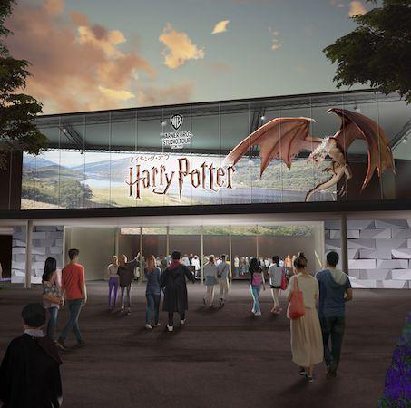 亞洲首座日本東京「哈利波特影城」確定啦!開幕時間、地點、亮點快點先筆記