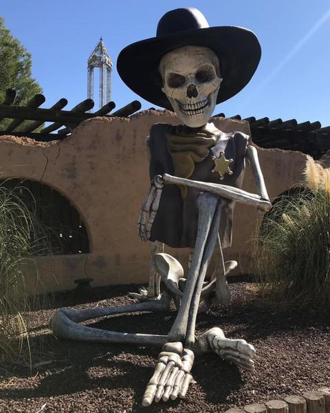 Halloween planes madrid 2018