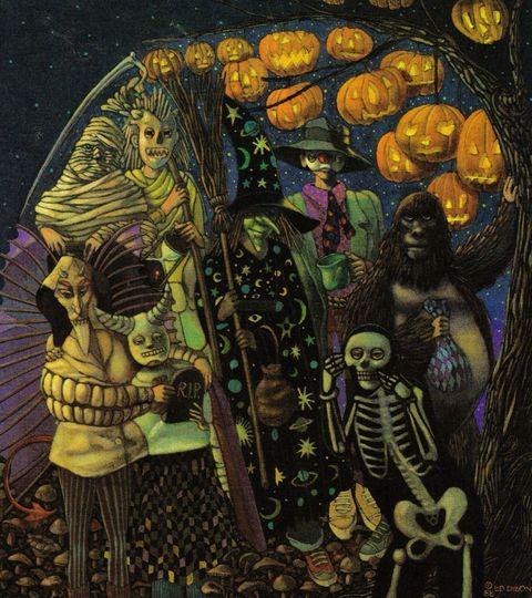 el arbol de las brujas de ray bradbury
