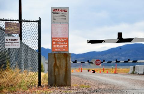 """Facebook Page Created As Joke To """"Storm Area 51"""" Becomes Viral Sensation"""