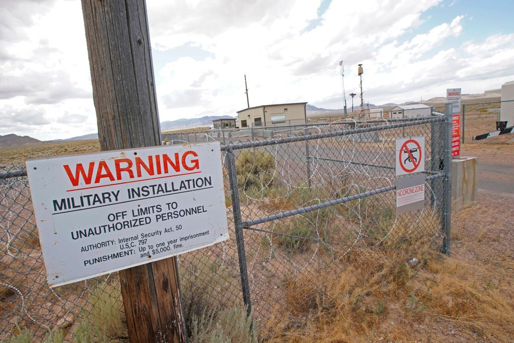 Area 51 Raid: Everything That's Happening in the Desert Today