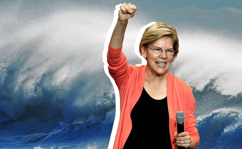 Here's What's in Elizabeth Warren's Blue New Deal