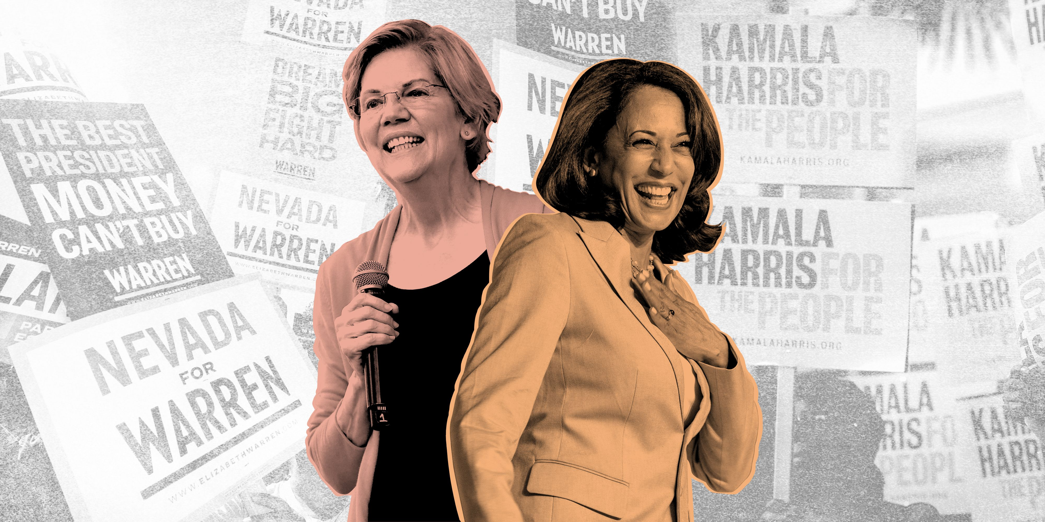 Why We Need a Two Woman Presidential Ticket