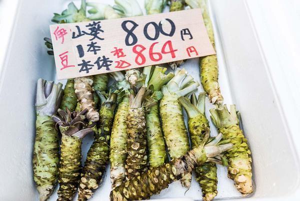Caduta dei capelli rimedi: la salsa wasabi è il metodo definitivo