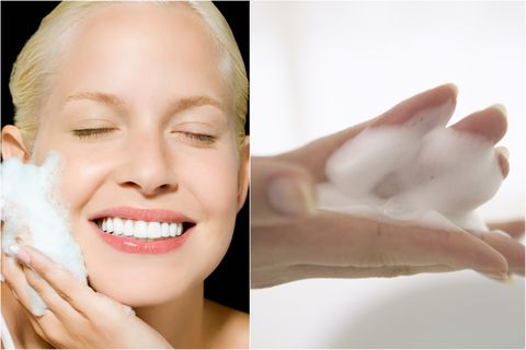 清潔,洗臉,清潔方式,洗臉方式,青春痘,潔顏,洗面乳,乾燥肌,油性肌,敏感肌,混合肌